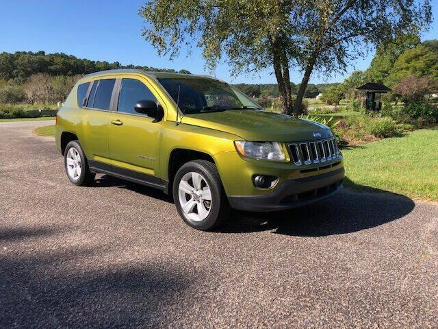 2012 Jeep Compass for sale at Lowcountry Auto Sales in Charleston SC