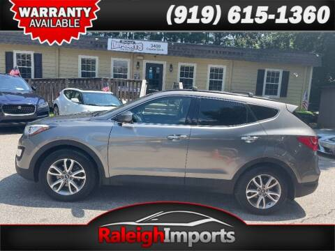 2015 Hyundai Santa Fe Sport for sale at Raleigh Imports in Raleigh NC