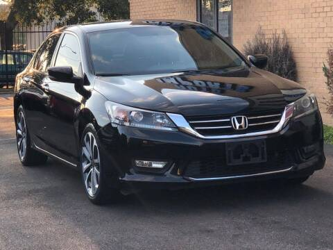 2015 Honda Accord for sale at Auto Imports in Houston TX
