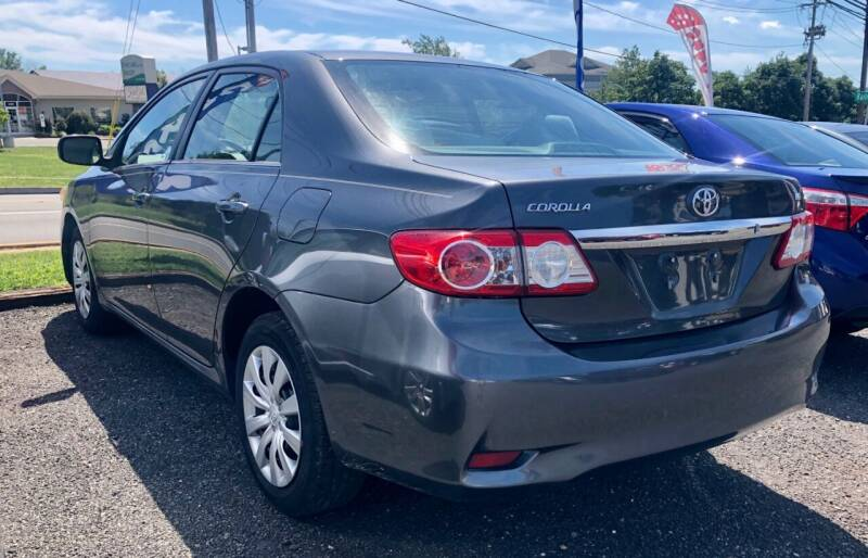 2013 Toyota Corolla for sale at Mayer Motors of Pennsburg in Pennsburg PA
