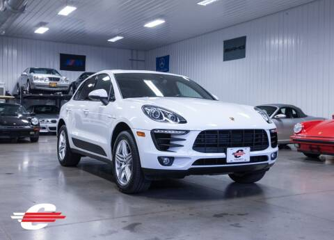 2018 Porsche Macan for sale at Cantech Automotive in North Syracuse NY