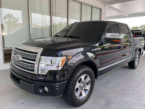 2009 Ford F-150 for sale at Powerhouse Automotive in Tampa FL