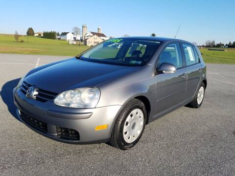 2008 Volkswagen Rabbit for sale at John Huber Automotive LLC in New Holland PA