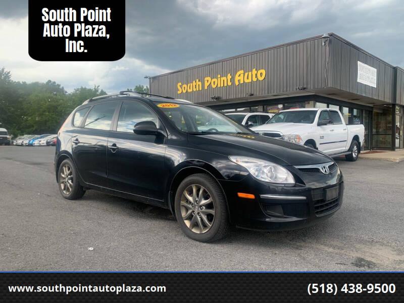 2012 Hyundai Elantra Touring for sale at South Point Auto Plaza, Inc. in Albany NY
