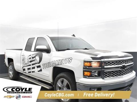 2015 Chevrolet Silverado 1500 for sale at COYLE GM - COYLE NISSAN - New Inventory in Clarksville IN