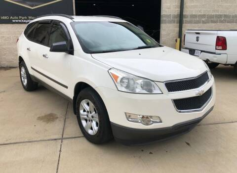 2011 Chevrolet Traverse for sale at KAYALAR MOTORS Mechanic in Houston TX