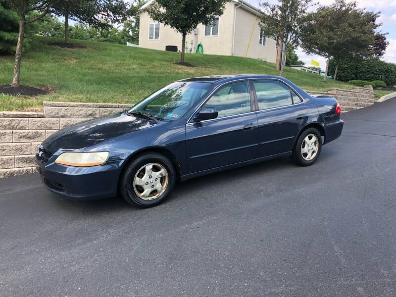 2000 Honda Accord for sale at 4 Below Auto Sales in Willow Grove PA