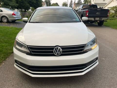 2016 Volkswagen Jetta for sale at Via Roma Auto Sales in Columbus OH