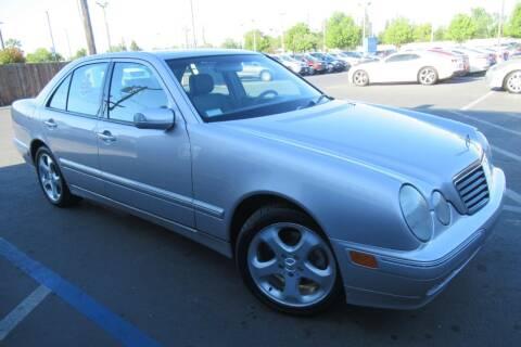 2002 Mercedes-Benz E-Class for sale at Choice Auto & Truck in Sacramento CA
