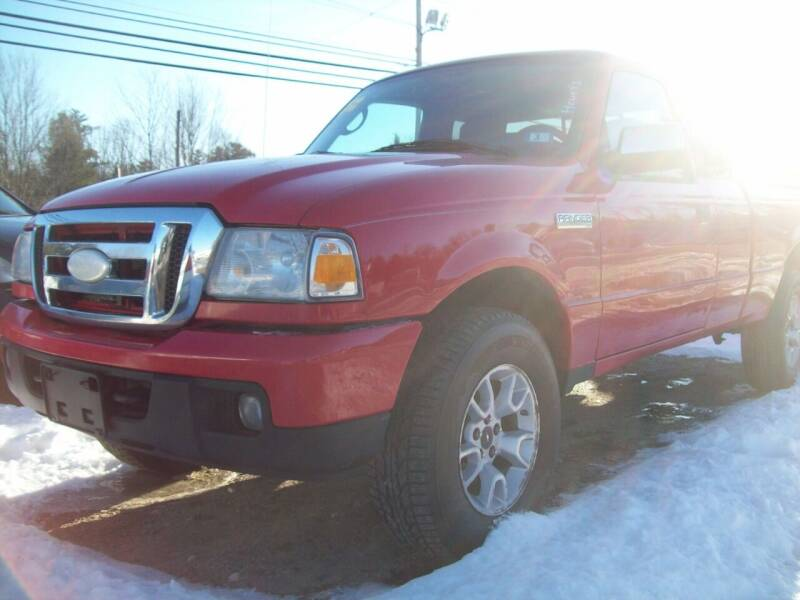 2007 Ford Ranger for sale at Frank Coffey in Milford NH