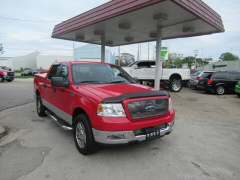 2005 Ford F-150 for sale at Perfection Auto Detailing & Wheels in Bloomington IL
