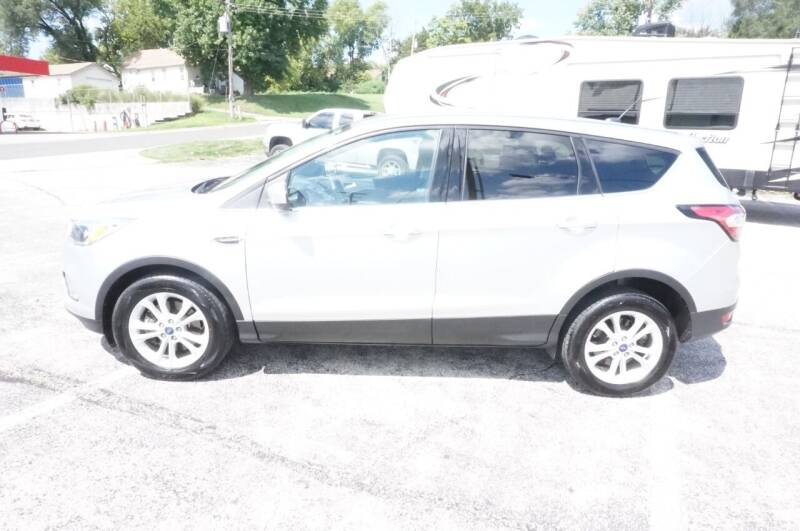 2017 Ford Escape for sale at Heartland Auto Plaza in Bonner Springs KS
