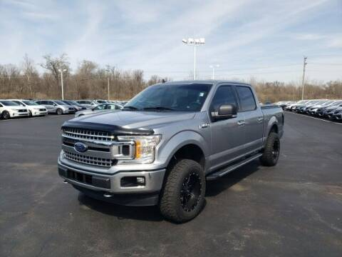 2020 Ford F-150 for sale at White's Honda Toyota of Lima in Lima OH