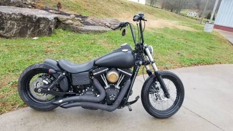2011 Harley-Davidson FXDB for sale at HIGHWAY 12 MOTORSPORTS in Nashville TN