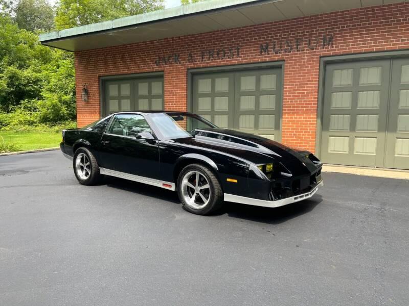 1984 Chevrolet Camaro for sale at Jack Frost Auto Museum in Washington MI