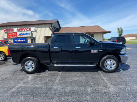 2015 RAM Ram Pickup 2500 for sale at Pro Source Auto Sales in Otterbein IN