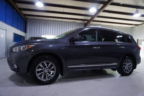 2014 Infiniti QX60 for sale at SOUTHWEST AUTO CENTER INC in Houston TX