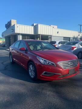 2017 Hyundai Sonata for sale at City to City Auto Sales in Richmond VA