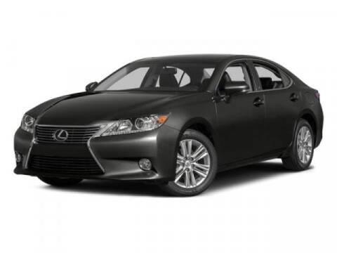 2015 Lexus ES 350 for sale at JEFF HAAS MAZDA in Houston TX