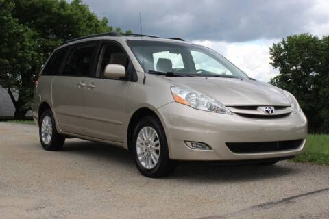 2008 Toyota Sienna for sale at Harrison Auto Sales in Irwin PA