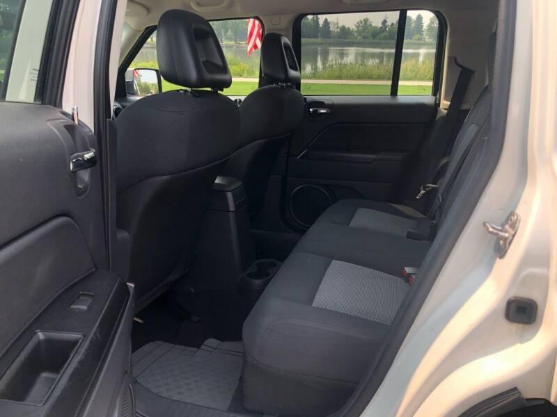 2009 Jeep Patriot 4x4 Sport 4dr SUV - Denver CO