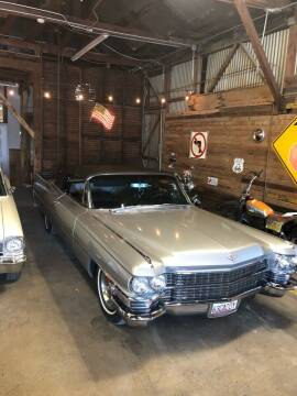 1963 Cadillac Series 62 for sale at Route 40 Classics in Citrus Heights CA