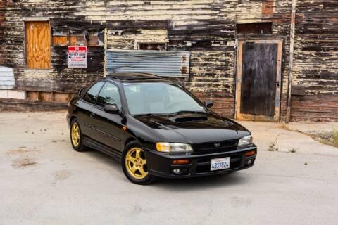 1998 Subaru Impreza for sale at Dodi Auto Sales in Monterey CA