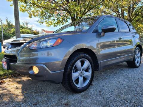 2007 Acura RDX for sale at Lake Ridge Auto Sales in Woodbridge VA
