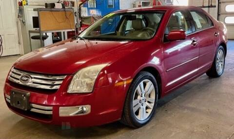 2009 Ford Fusion for sale at Reinecke Motor Co in Schuyler NE