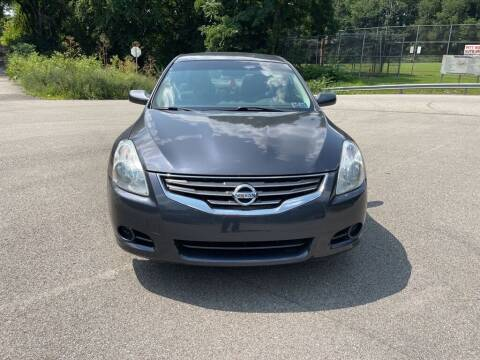 2012 Nissan Altima for sale at Seran Auto Sales LLC in Pittsburgh PA