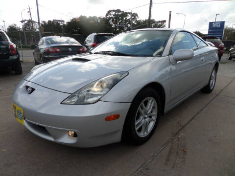 2001 Toyota Celica for sale at West End Motors Inc in Houston TX