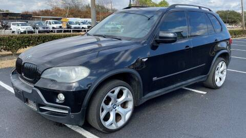 2008 BMW X5 for sale at T.S. IMPORTS INC in Houston TX