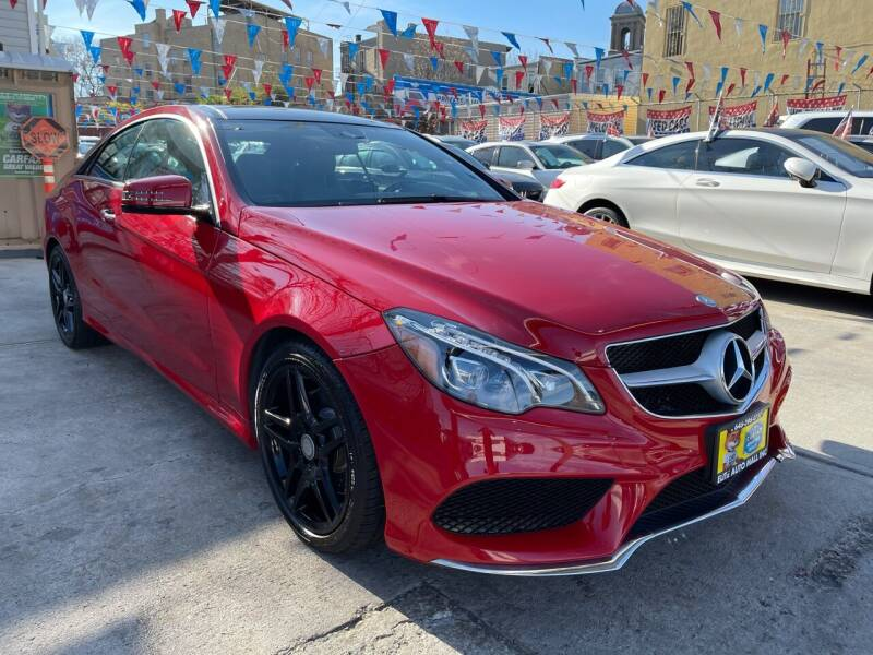 2016 Mercedes-Benz E-Class for sale at Elite Automall Inc in Ridgewood NY