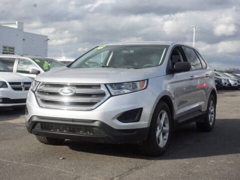 2016 Ford Edge for sale at FOWLERVILLE FORD in Fowlerville MI