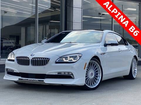 2017 BMW 6 Series for sale at Carmel Motors in Indianapolis IN