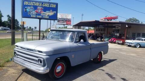 1965 Chevrolet C/K 10 Series for sale at COLLECTABLE-CARS LLC in Nacogdoches TX