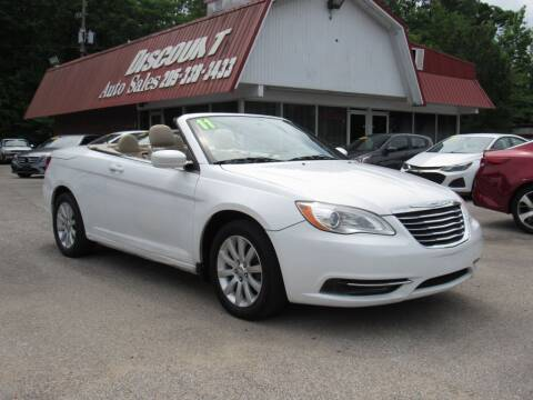 2011 Chrysler 200 Convertible for sale at Discount Auto Sales in Pell City AL