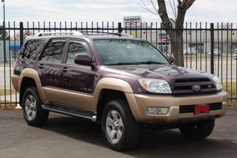 2003 Toyota 4Runner for sale at Avanesyan Motors in Orem UT