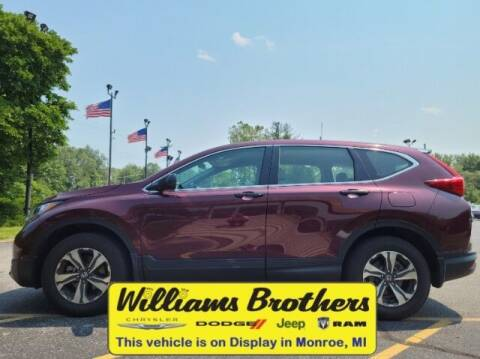 2019 Honda CR-V for sale at Williams Brothers - Pre-Owned Monroe in Monroe MI