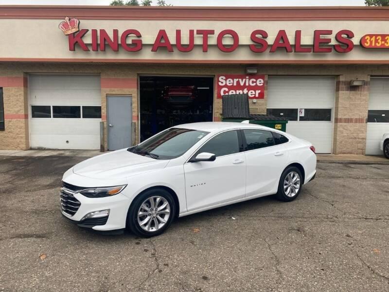 2019 Chevrolet Malibu for sale at KING AUTO SALES  II in Detroit MI