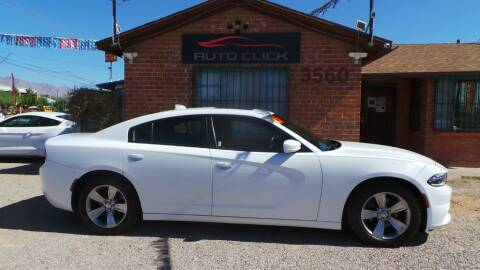 2015 Dodge Charger for sale at Auto Click in Tucson AZ