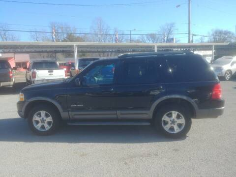 2005 Ford Explorer for sale at Lewis Used Cars in Elizabethton TN
