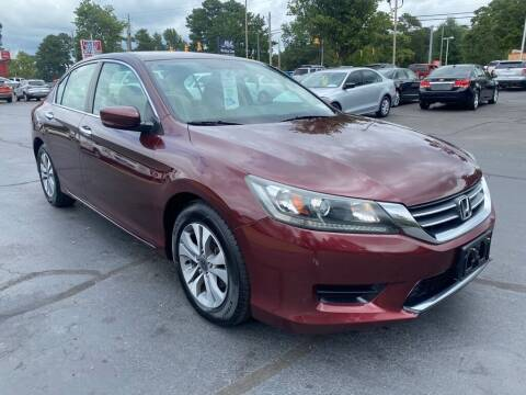 2014 Honda Accord for sale at JV Motors NC 2 in Raleigh NC