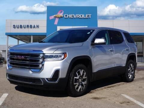 2020 GMC Acadia for sale at Suburban Chevrolet of Ann Arbor in Ann Arbor MI