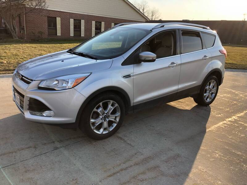 2015 Ford Escape for sale at Renaissance Auto Network in Warrensville Heights OH