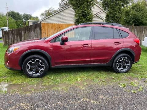 2014 Subaru XV Crosstrek for sale at ALL Motor Cars LTD in Tillson NY