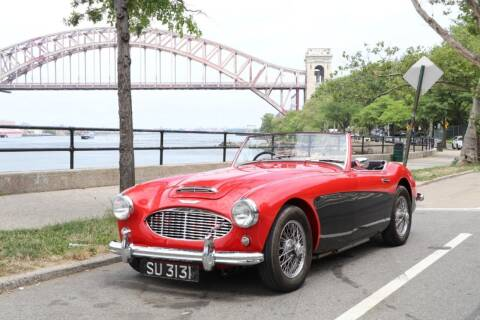 1960 Austin-Healey 3000 for sale at Gullwing Motor Cars Inc in Astoria NY