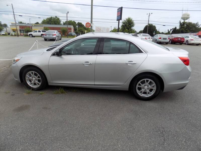 2013 Chevrolet Malibu for sale at Pro-Motion Motor Co in Lincolnton NC