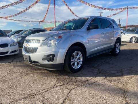 2013 Chevrolet Equinox for sale at Ram Auto Sales LLC in Phoenix AZ
