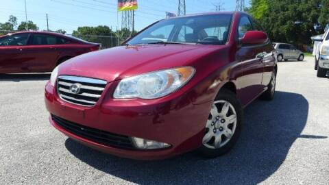 2007 Hyundai Elantra for sale at Das Autohaus Quality Used Cars in Clearwater FL